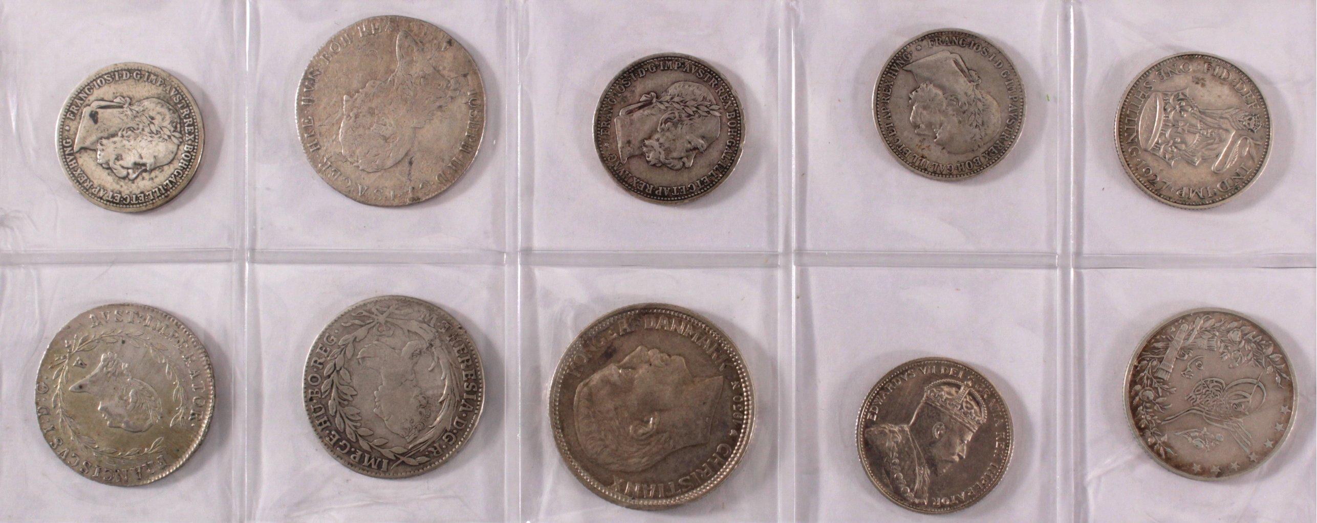 Antike Münzen Österreich, Australien und Ägypten