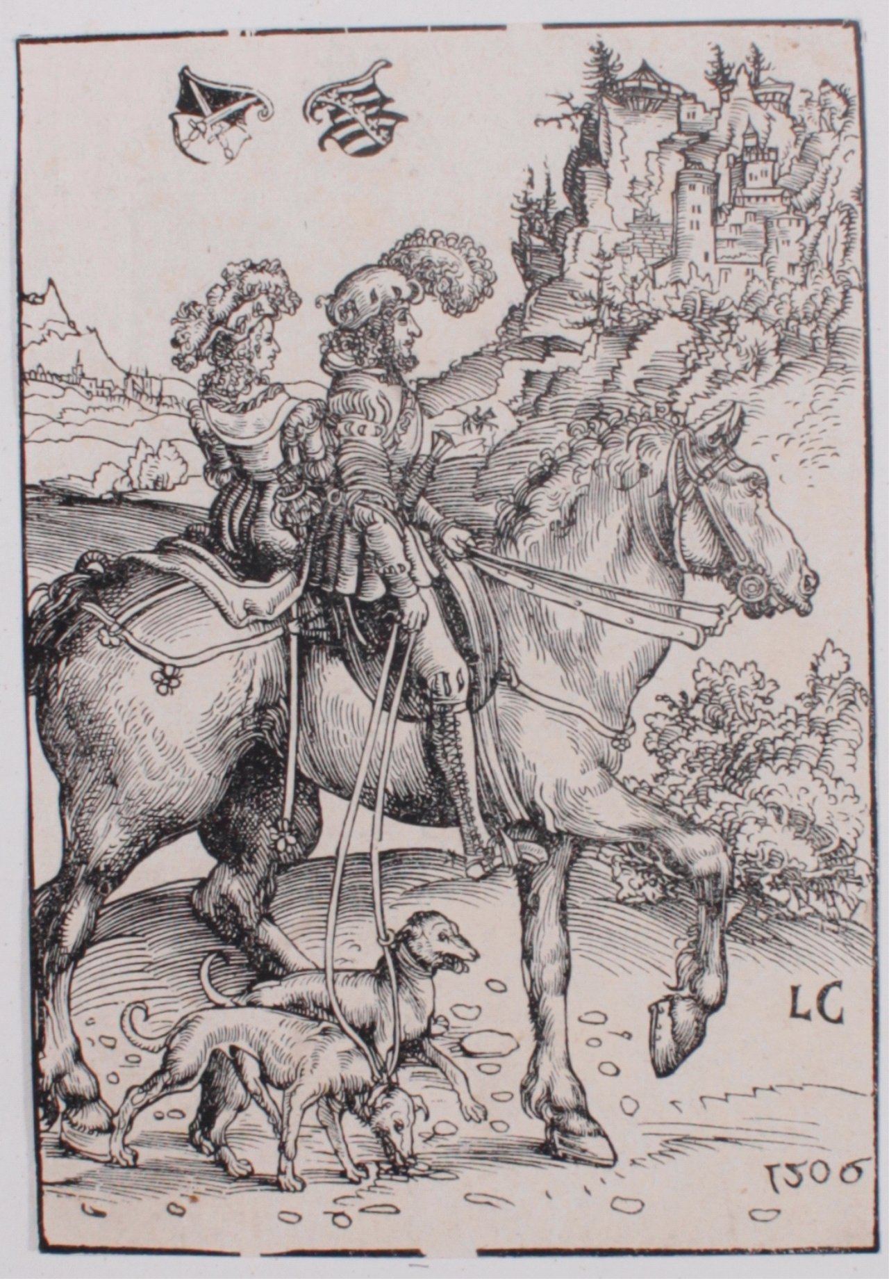 Lucas Cranach d. Ä. (1472 Kronach – Weimar 1553)