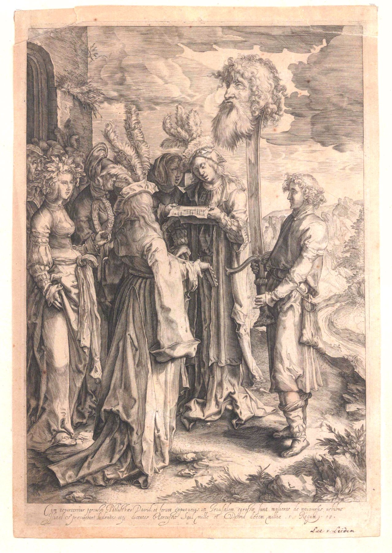 Lucas van Leyden (1494 – 1533)