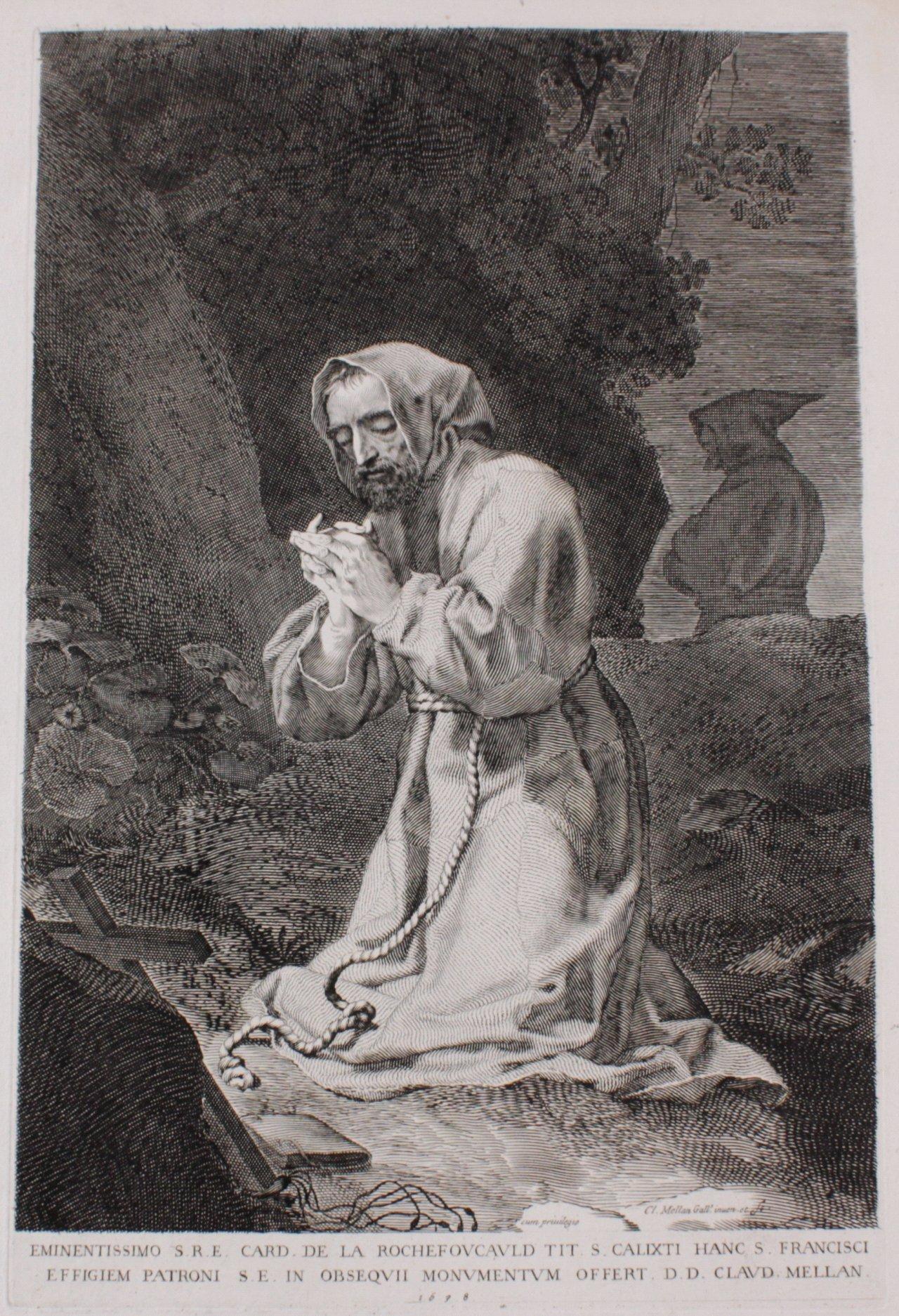 Claude Mellan (1598 – 1688)