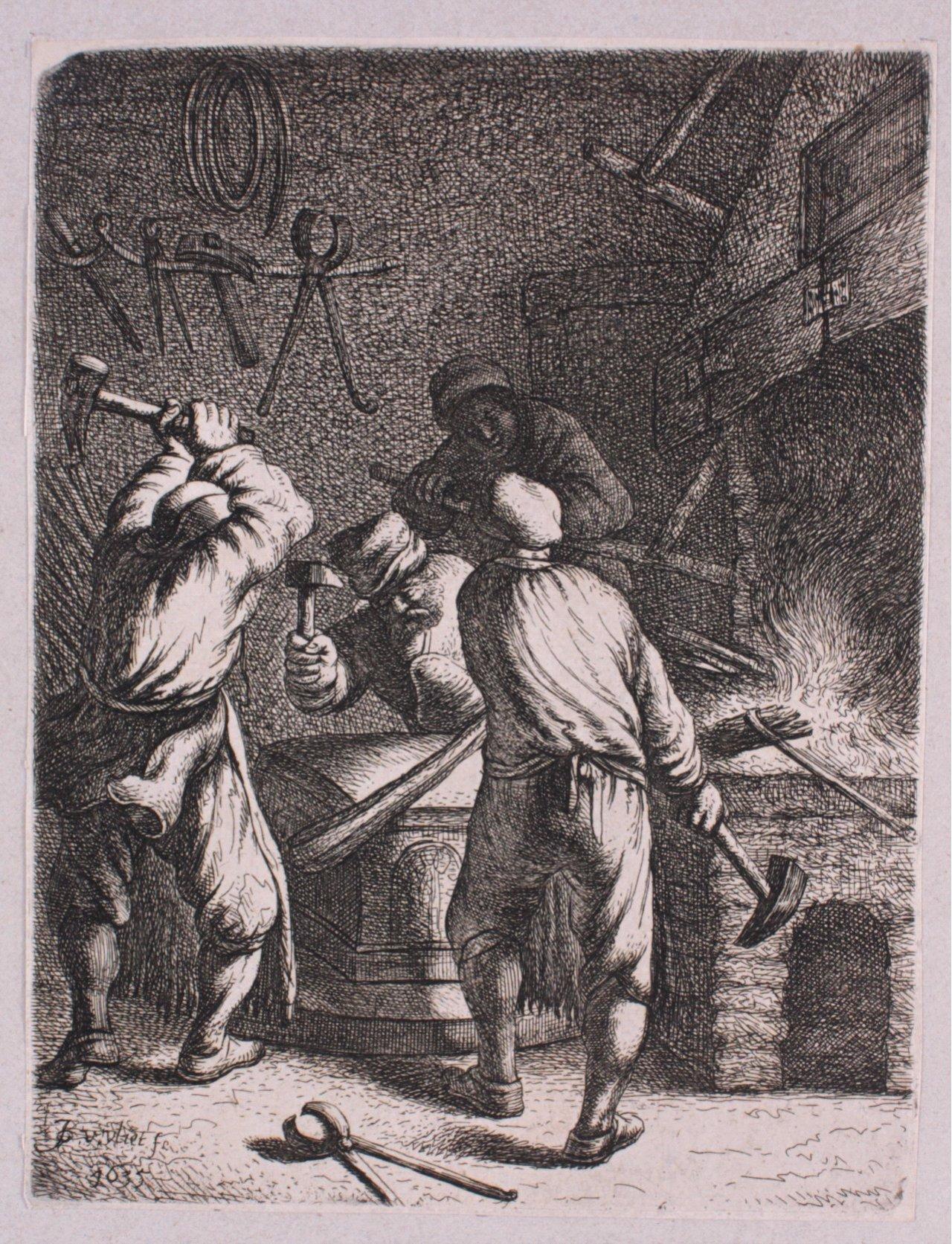 Jan Georg Vliet (ca. 1610-1637)