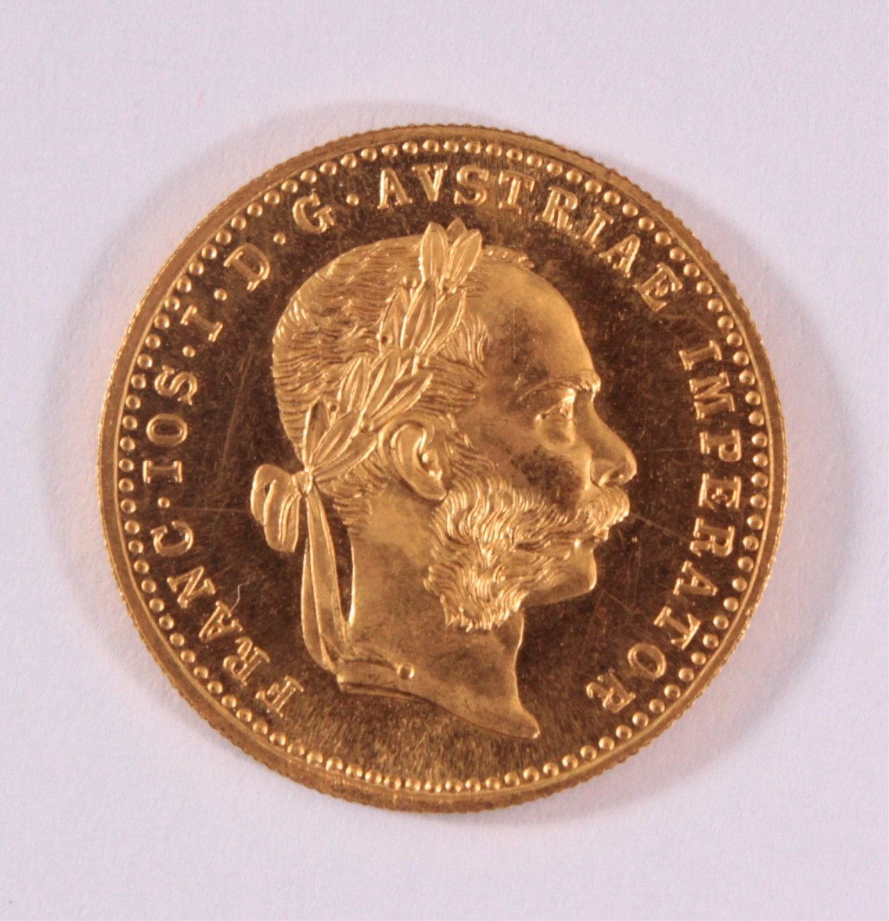1 Golddukat Kaiser Franz Joseph 1915