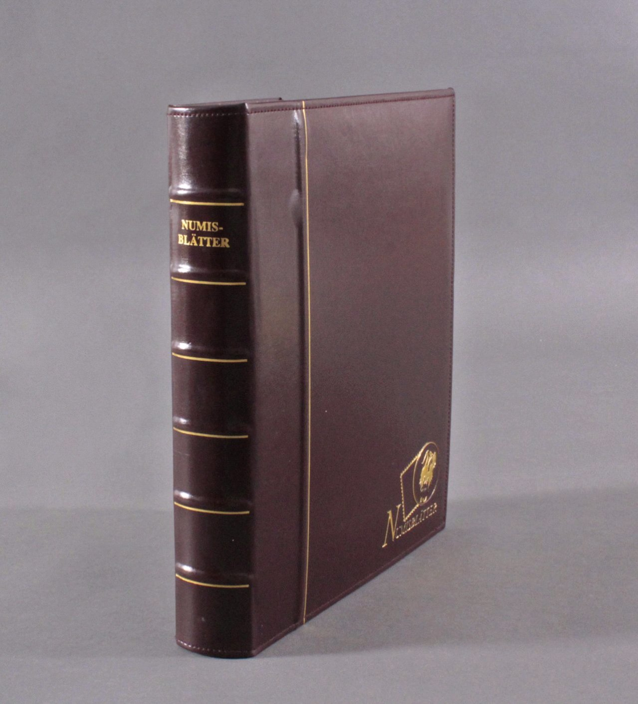 Numisblätter 1998, 1999, 2000, 2001