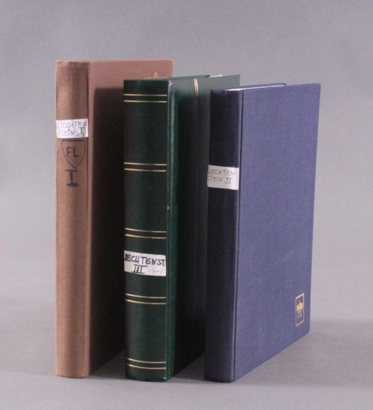 Sammlung Liechtenstein 1966-2004