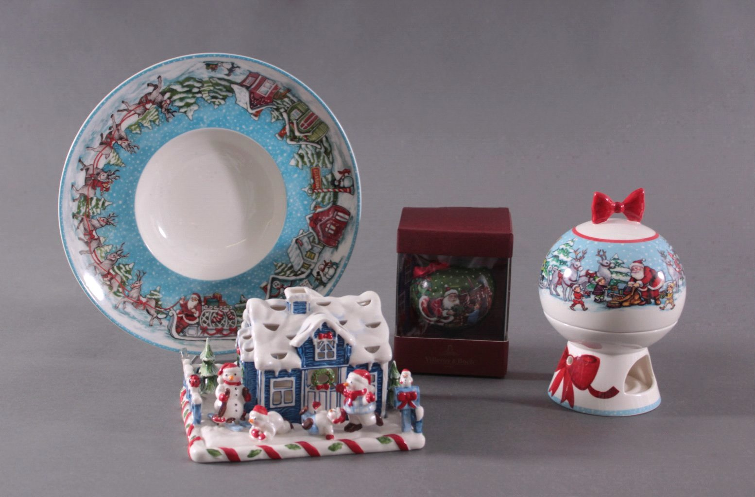 Villeroy & Boch, Weihnachtsaccessoires