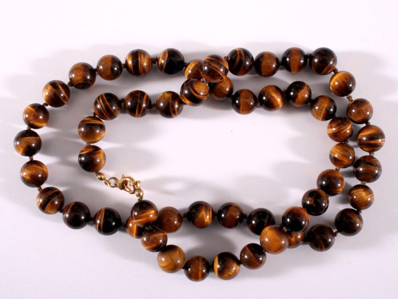 Tigerauge Halskette-1