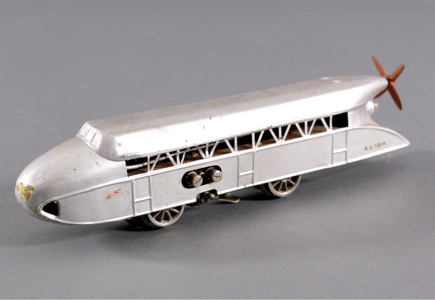Märklin E-Lok SZ 12970, Schienenzeppelin