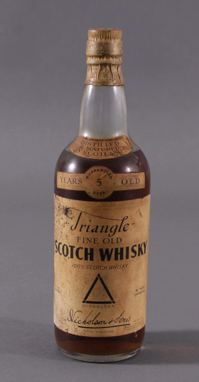 Nicholson & Sons, Whiskey, Scotland
