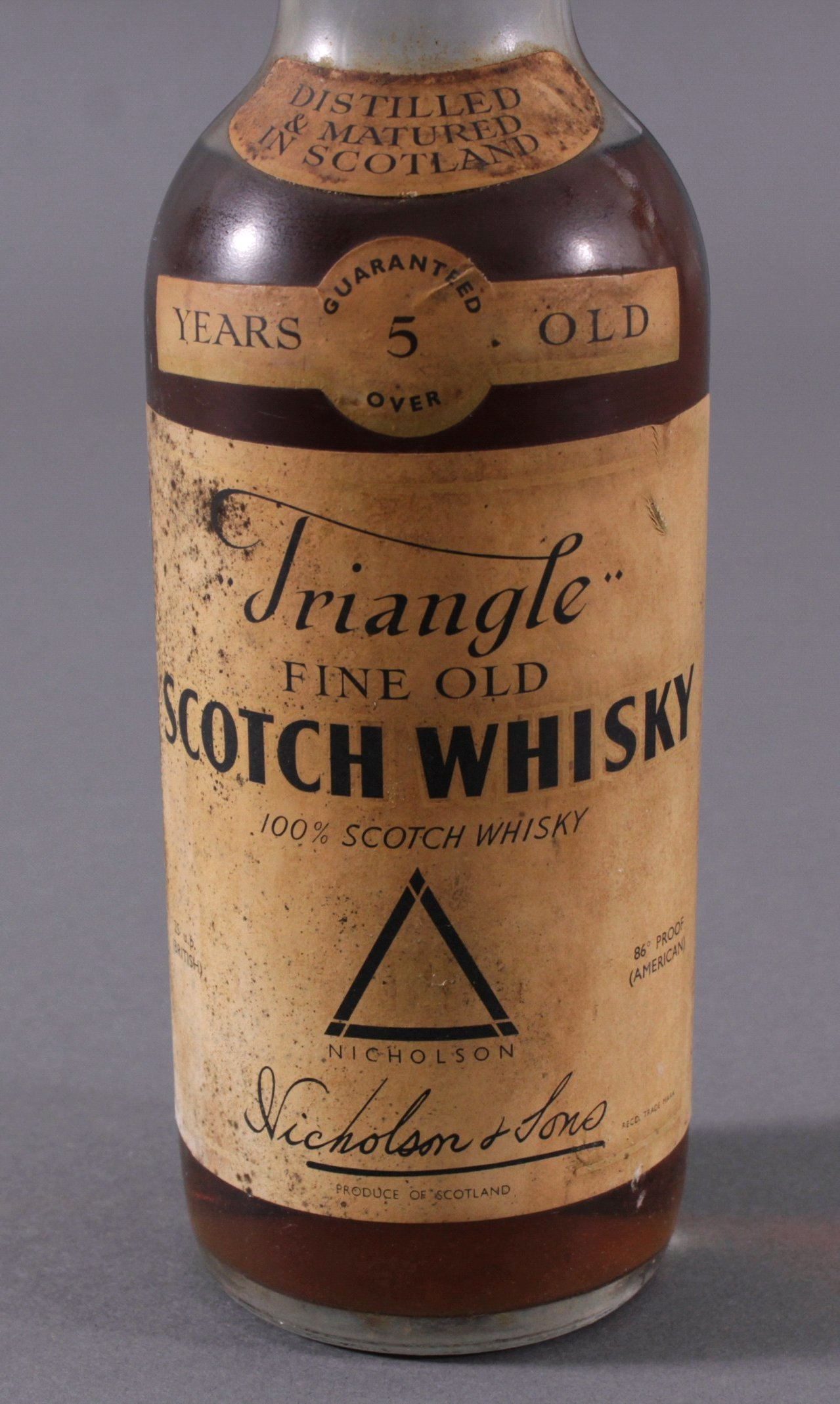Nicholson & Sons, Whiskey, Scotland-5