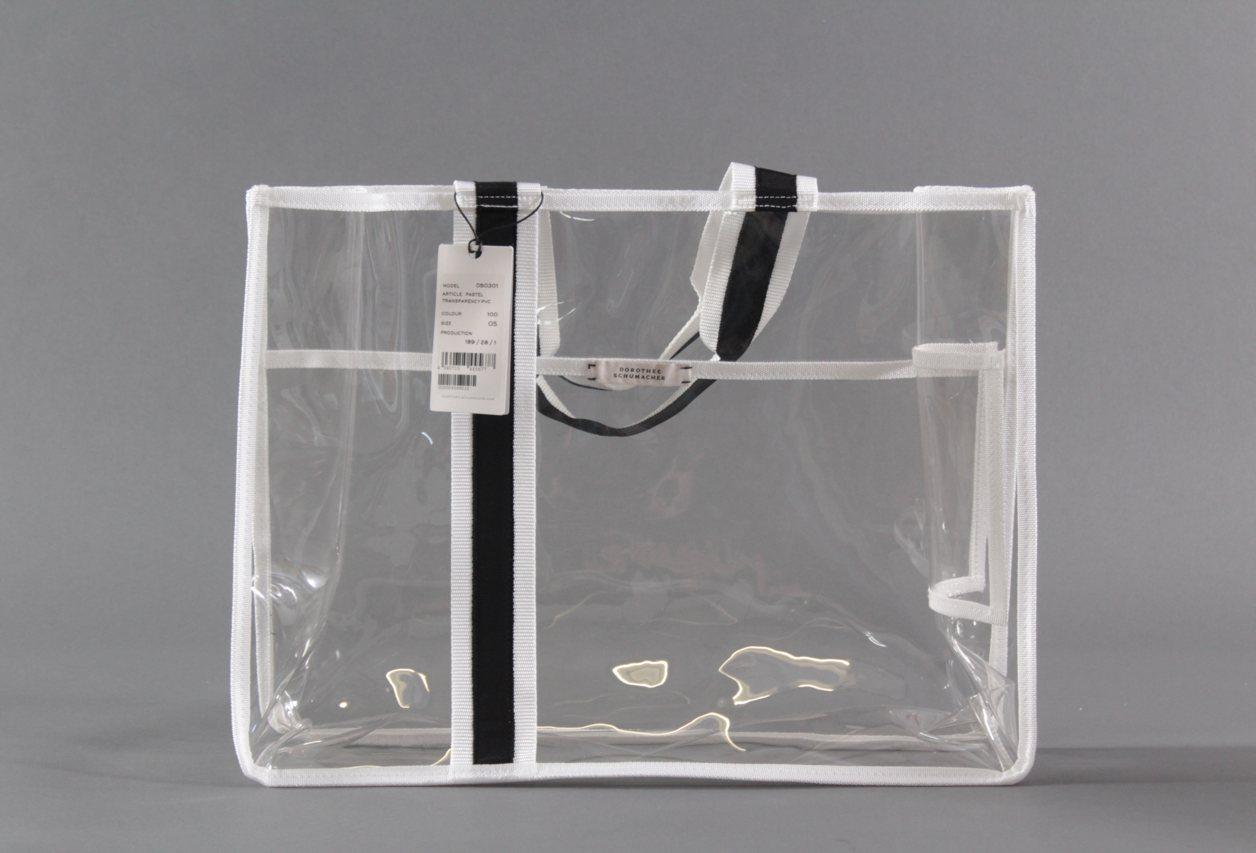 Dorothee Schumacher – transparenter Shopper