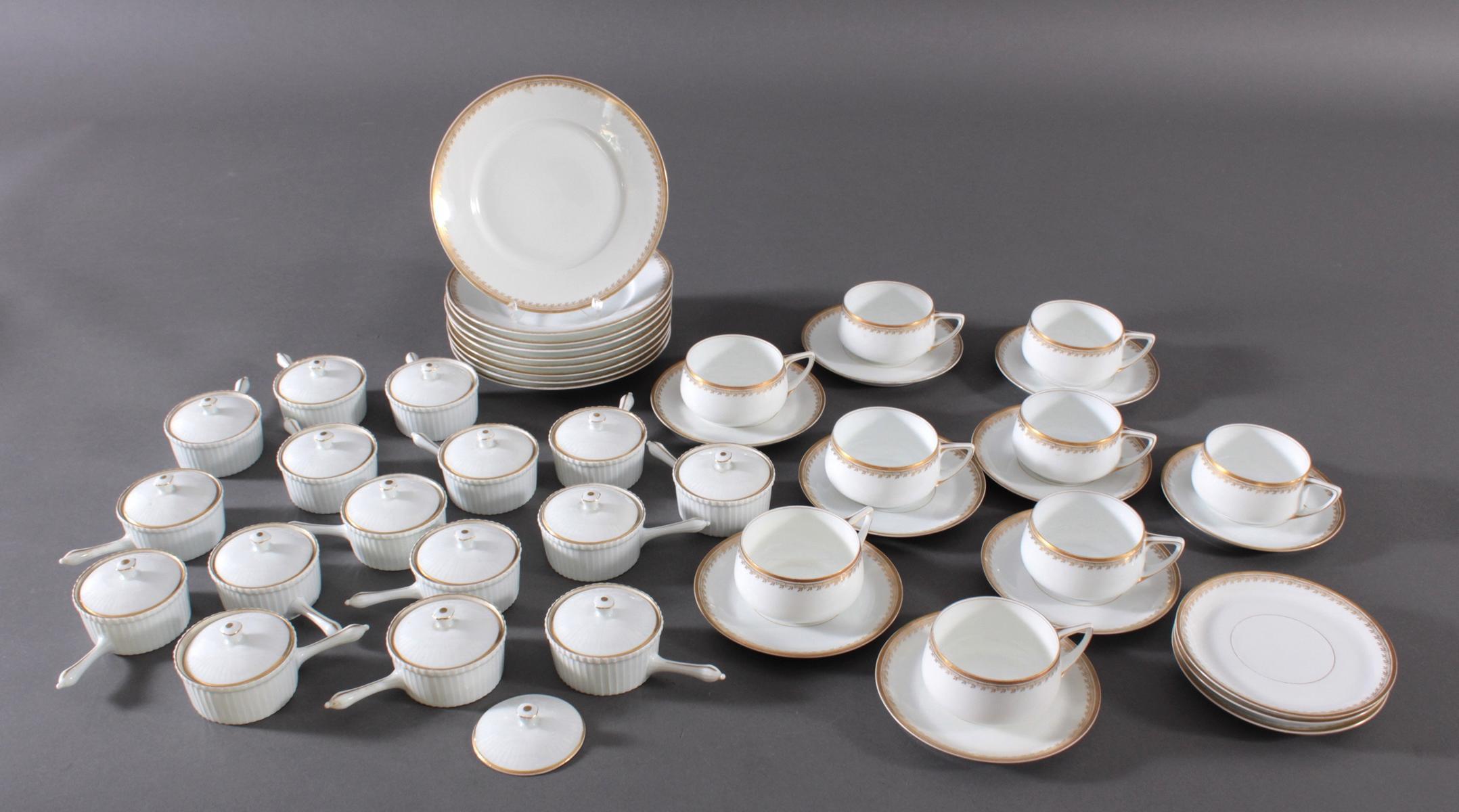 Rosenthal Porzellan-Teile, 48 Stück