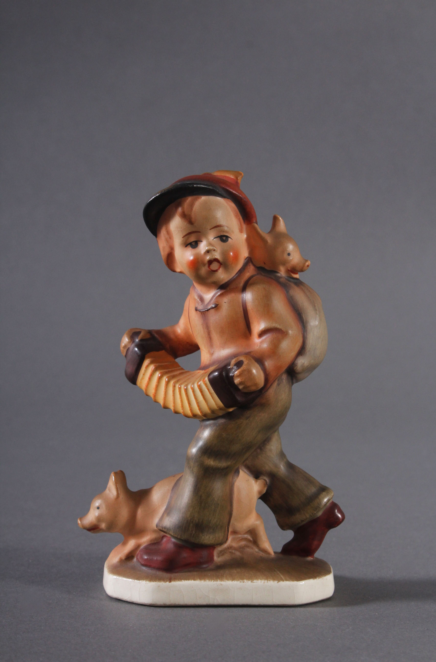 Hummelfigur 'Friedl' aus den 30er/40er Jahren