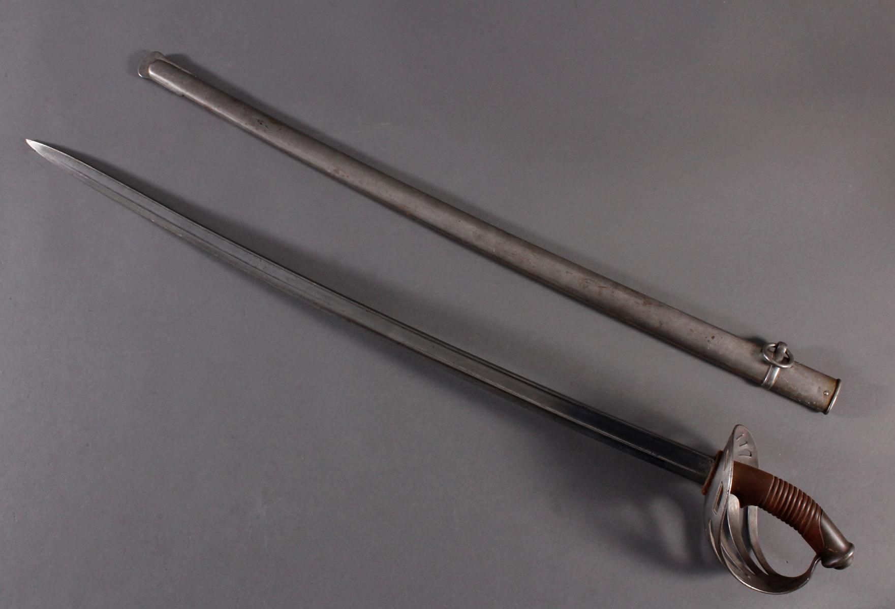 Französischer Säbel aus dem 19. Jh.