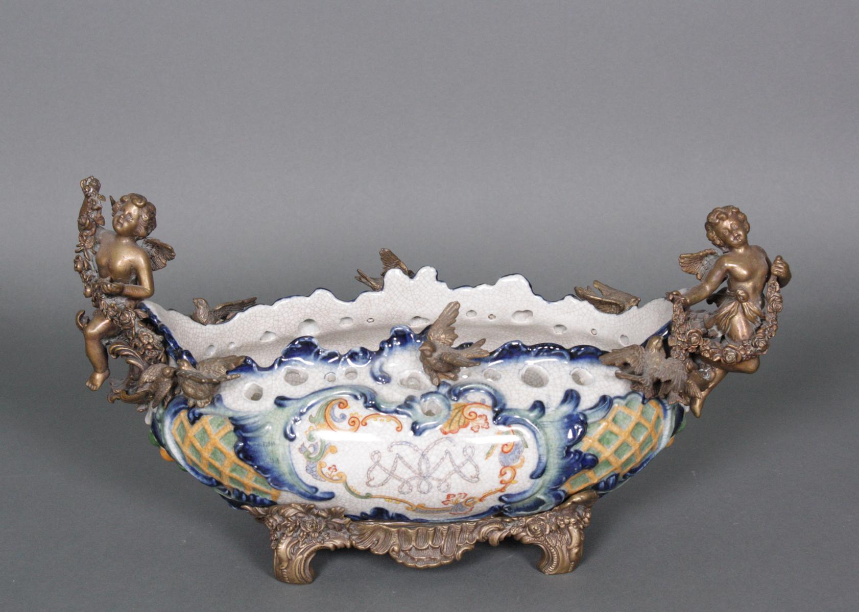 Jardinière, Wong Lee. Porzellan/Keramik