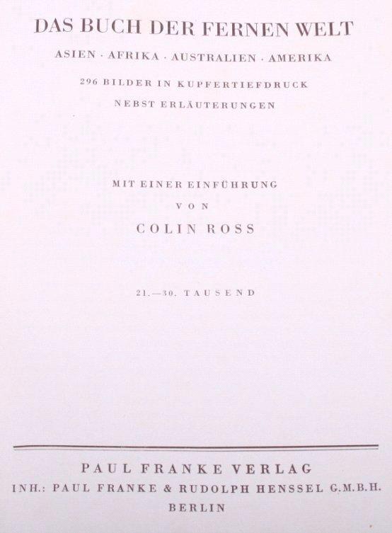Das Buch der Fernen Welten-1