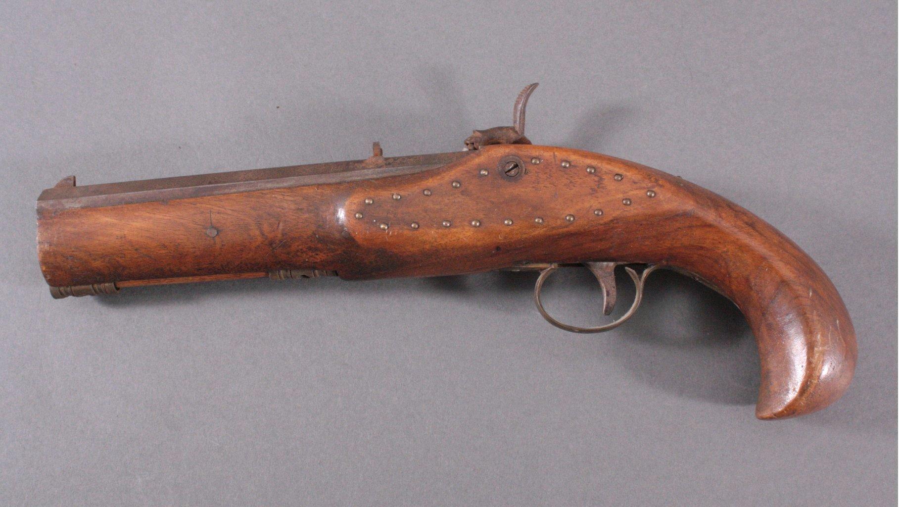 Perkussionsgewehr-1