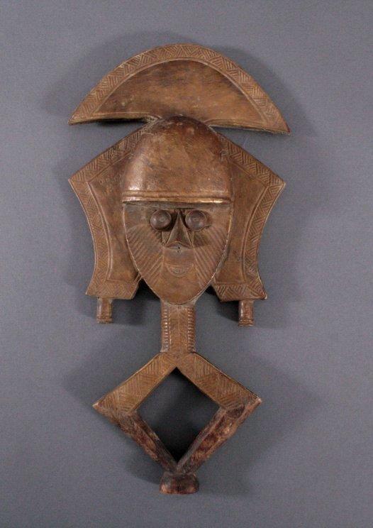 Reliquiarfigur, Kota/Kongo, 20/30er Jahre