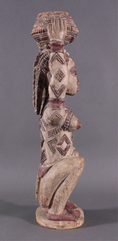 Weibliche Figur Afrika, 1. Häfte 20. Jahrhundert-1