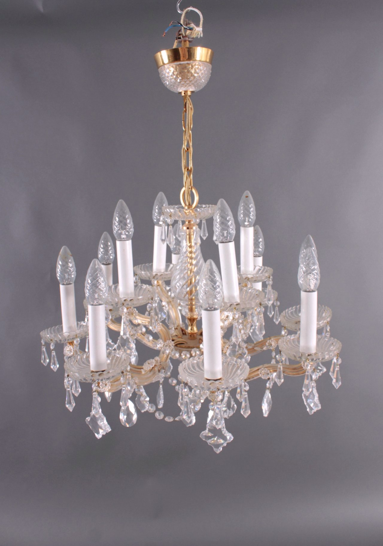 Palwa Kristall-Leuchter