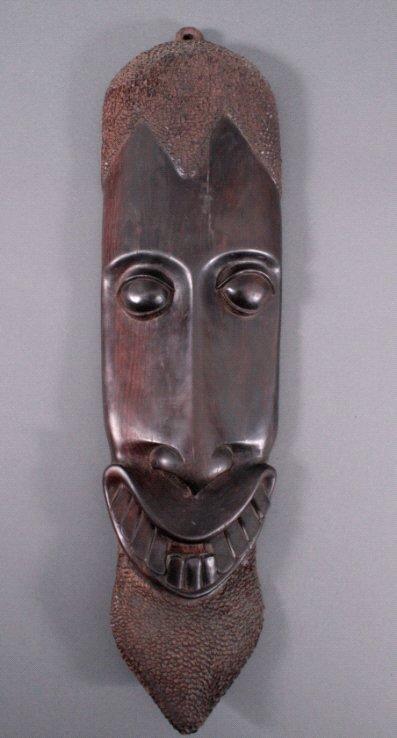 Afrikanische Wandmaske, Makonde