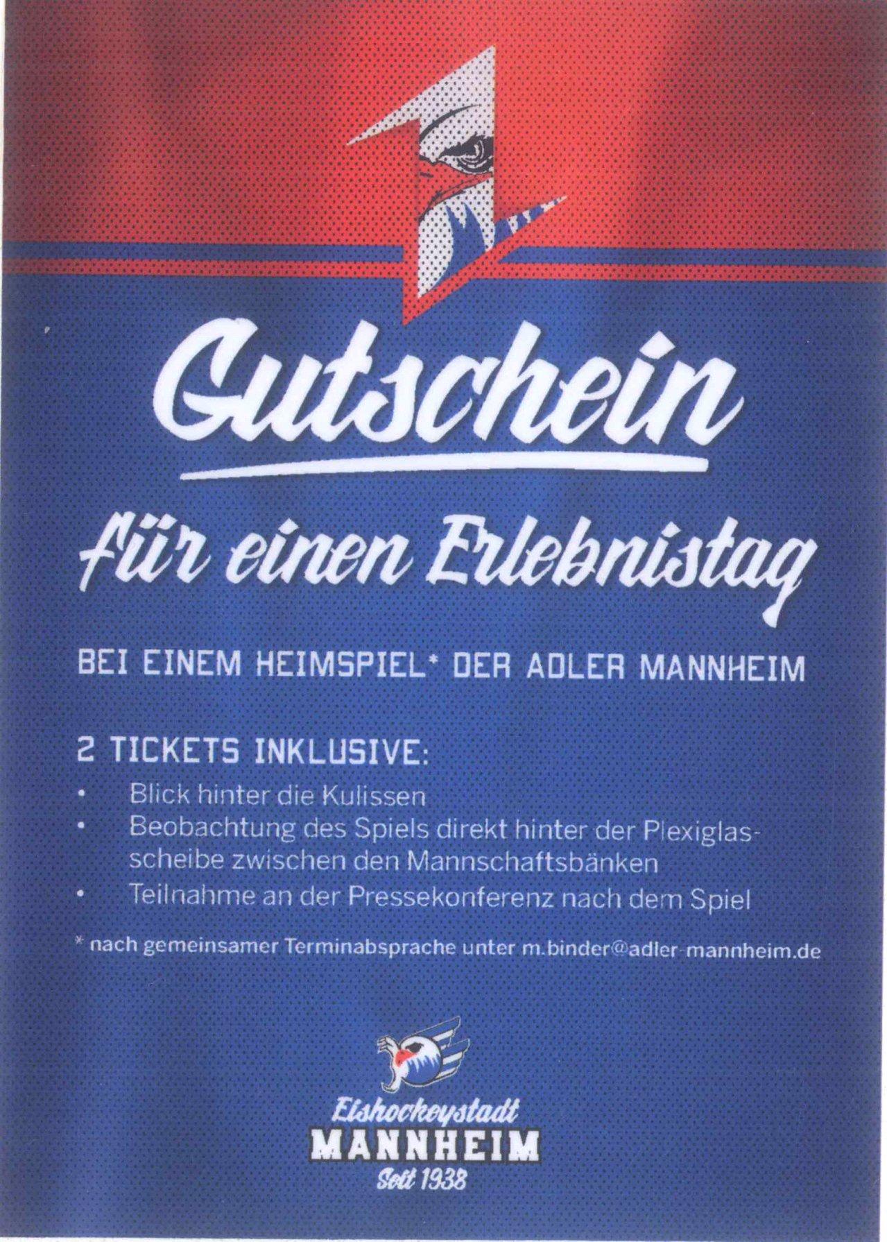 GUTSCHEIN ADLER MANNHEIM