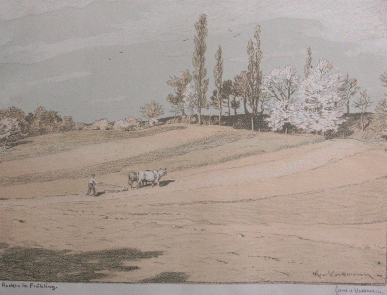 Hans Richard von Volkmann 1860 – 1927-1