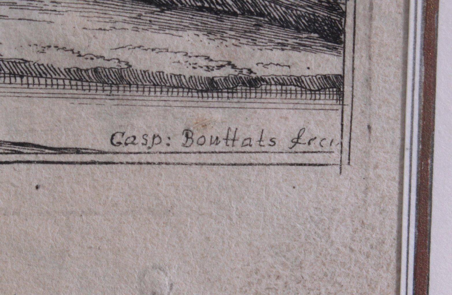 "Gaspar Bouttats (1640 Antwerpen 1695) ""Palanka""-2"