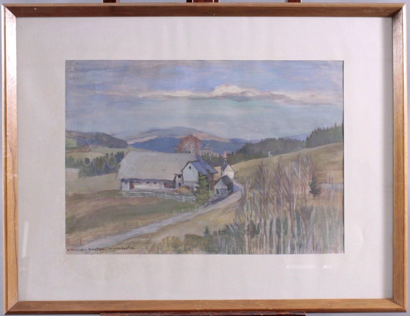 Otto Müller-Hartau (1898-1969)