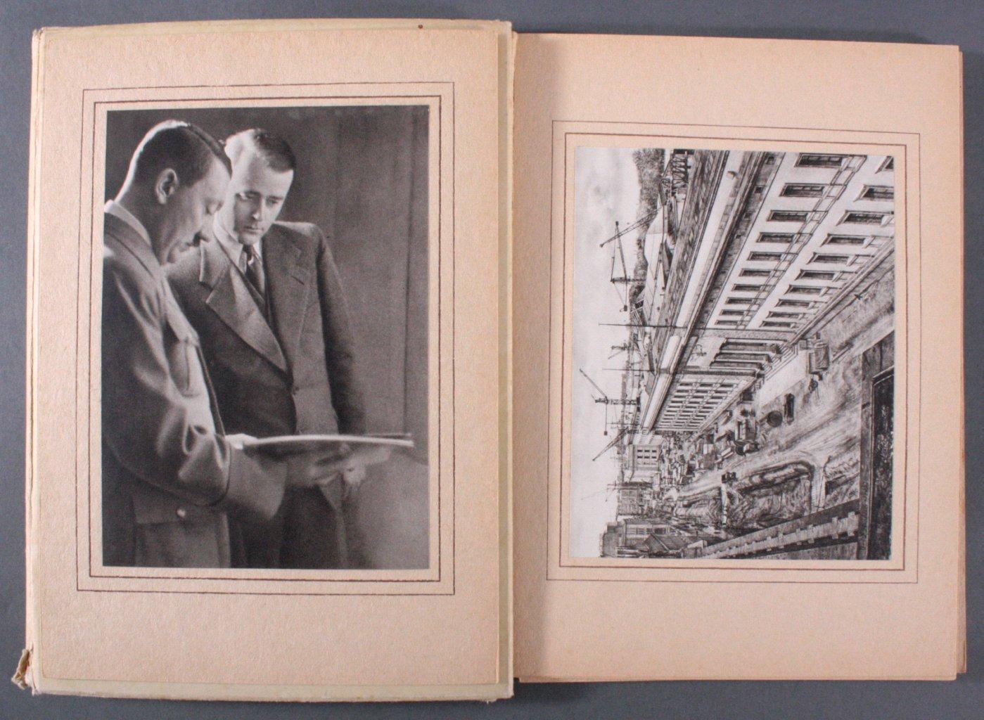 Einweihung des Neubaues der Reichskanzlei Berlin 1939-2