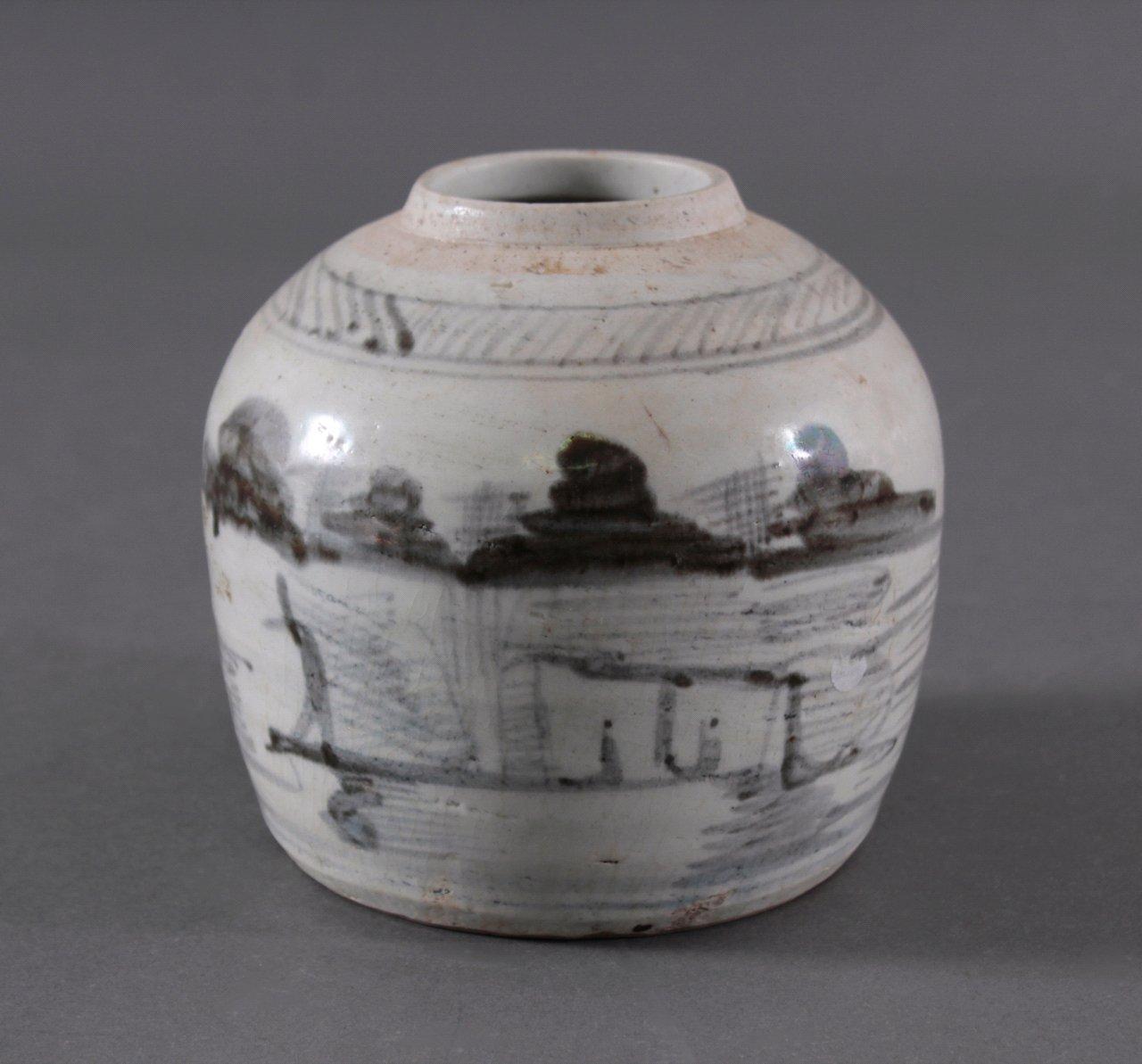 Ingwer-Topf um 1900, Südchina