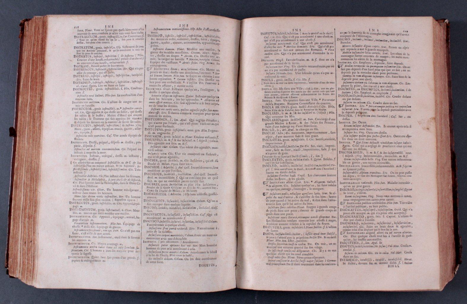 Magnum dictionarium Latinum et Gallicum-3