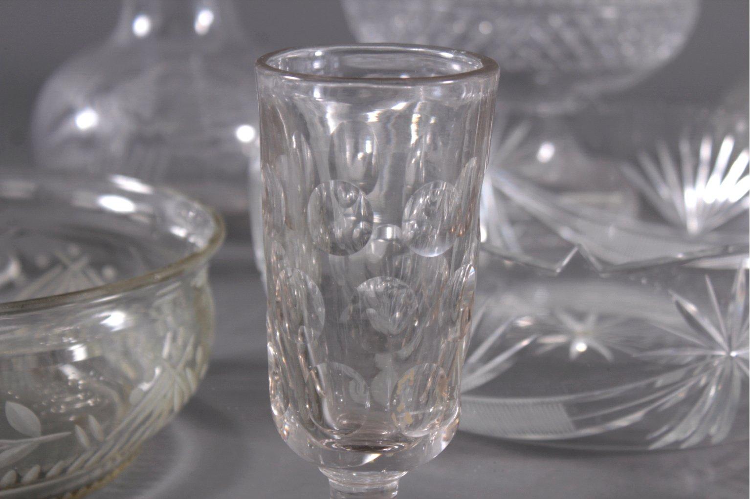 Konvolut Glas, 13-teilig-1