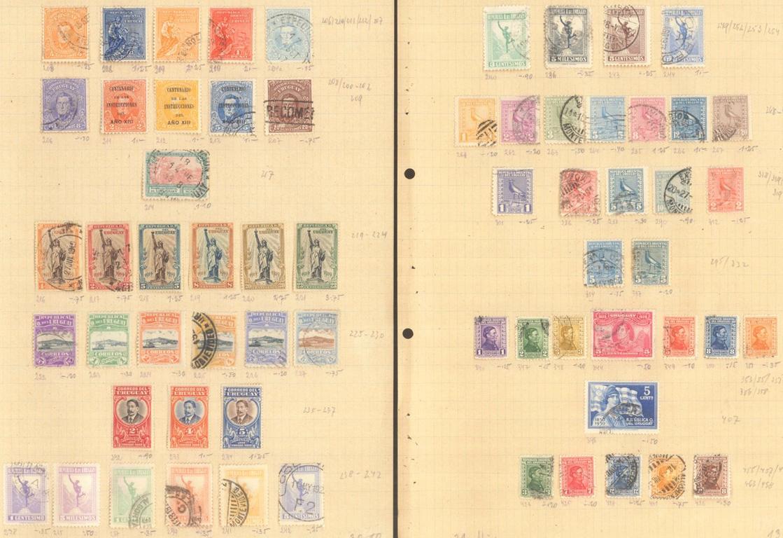 SÜDAMERIKA ab KLASSIK bis circa 1930, interessantes Angebot!-13