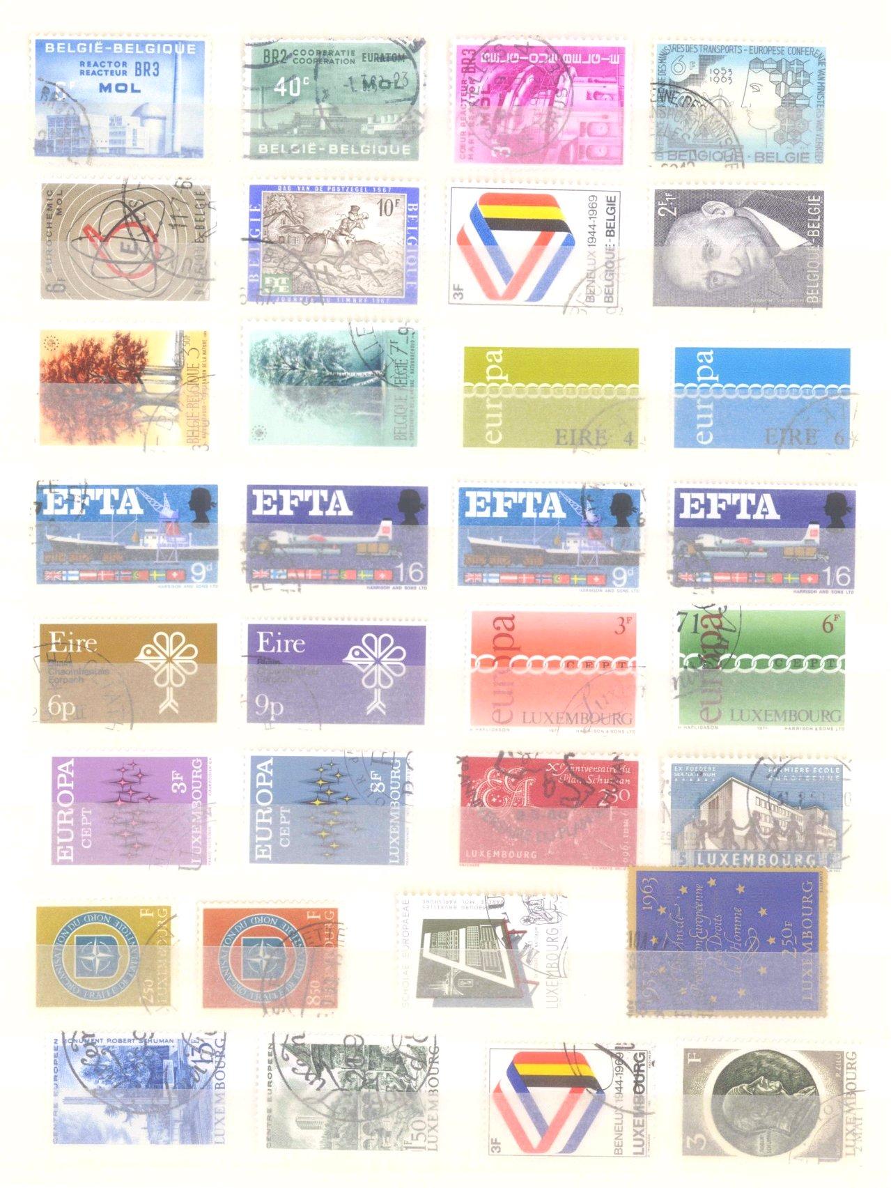 Europa CEPT mit SPANISCH – ANDORRA 1972-11