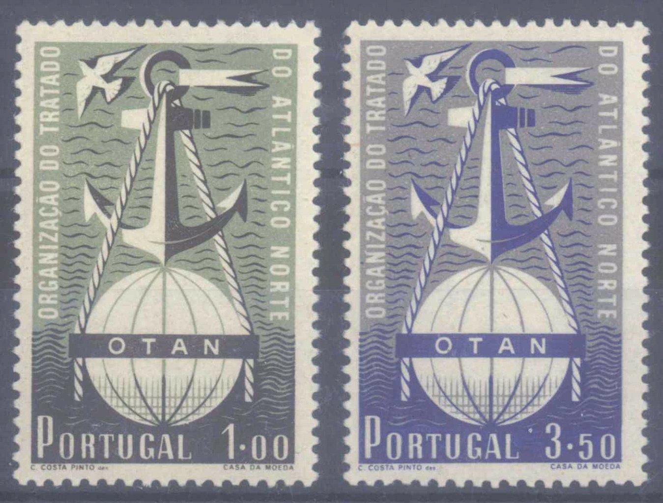 PORTUGAL 1952 NATO (OTAN)