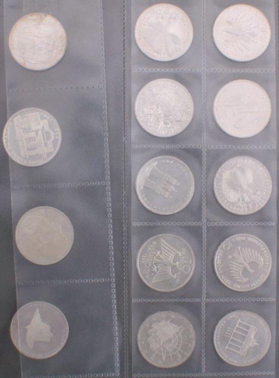 BRD 10 DM Gedenkmünzen-1