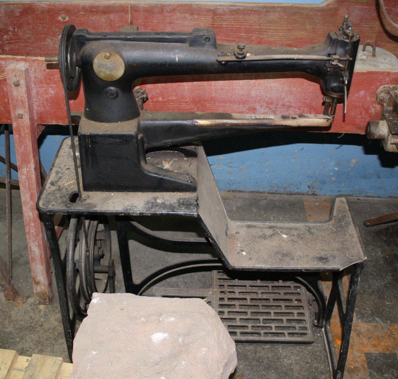 Schuster Nähmaschine