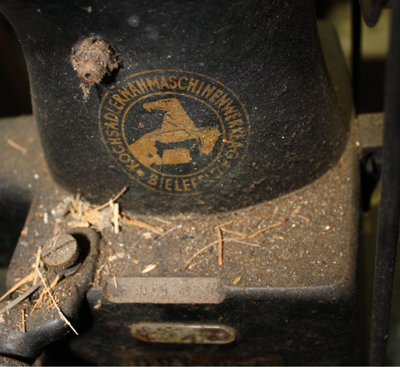 Schuster Nähmaschine-3