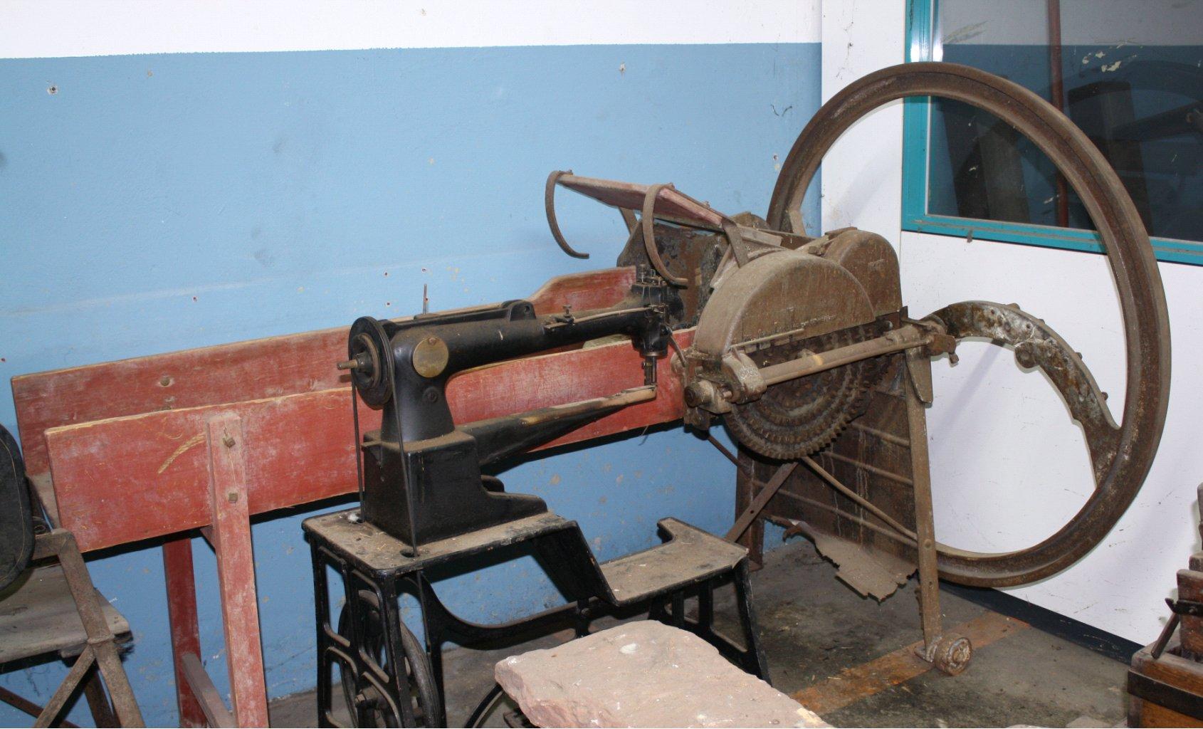 Dreschmaschine