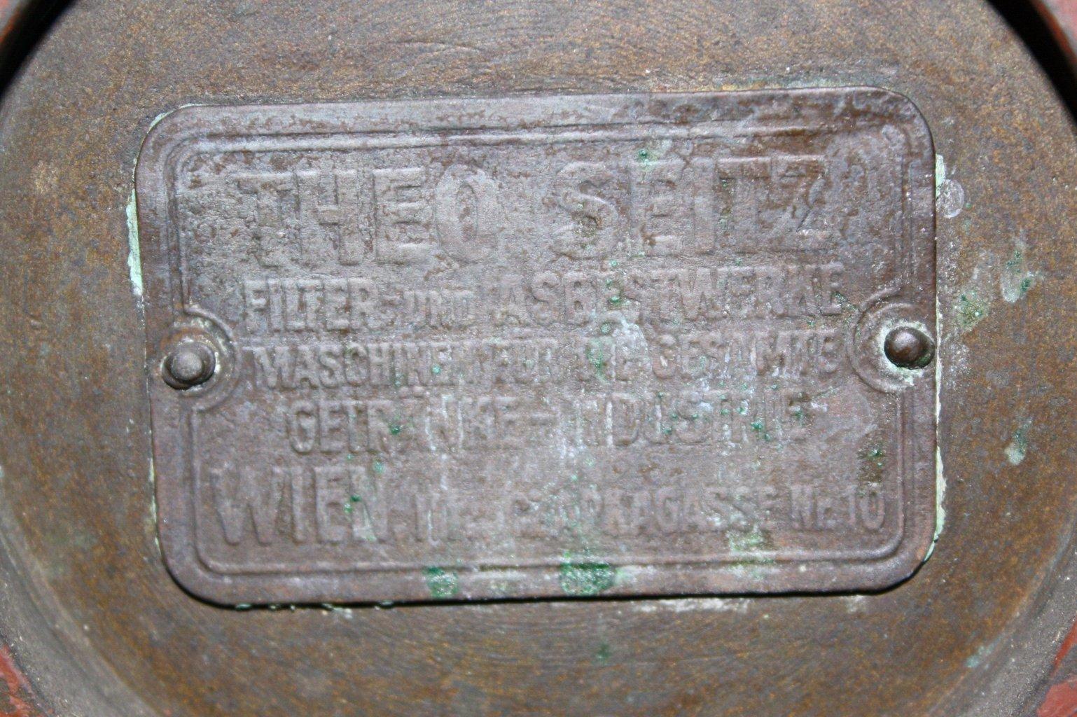 Pumpe mit Elektroantrieb der Marke Elin-4