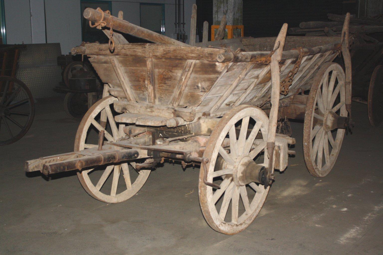 Leiterwagen um 1900-2