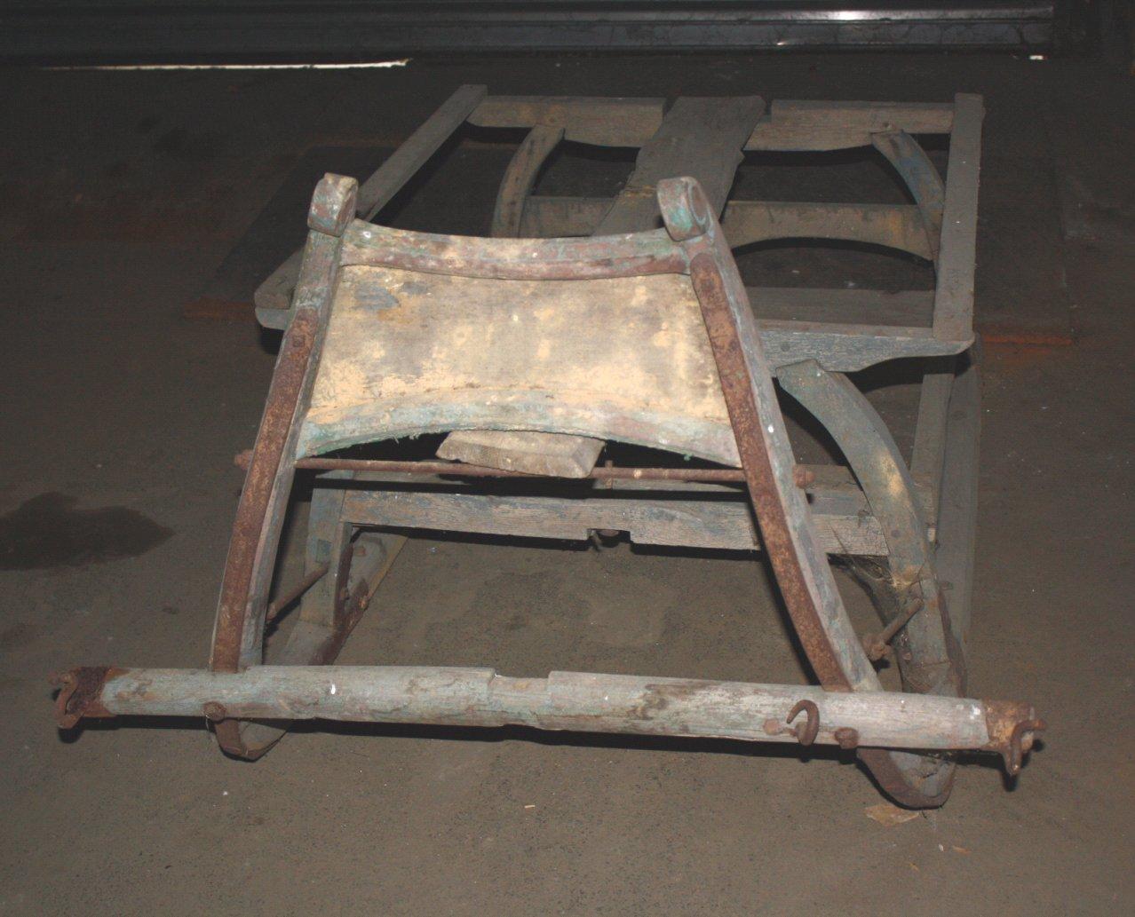 Leiterwagen um 1900-1