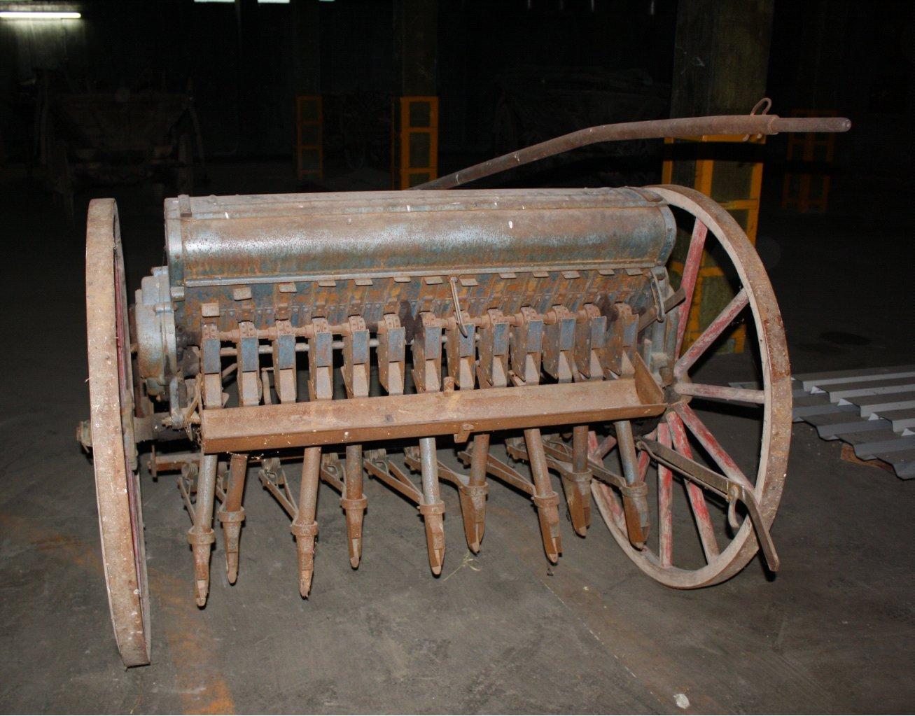 Sähmaschine um 1900-2