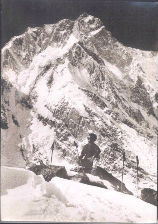 MOTIV EXPEDITION / BERGSTEIGEN / GERMAN RUPAL 1968