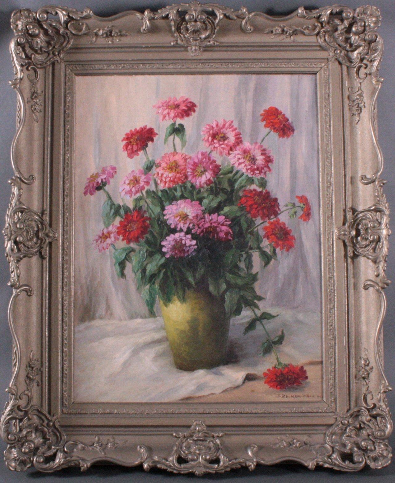 Sophia Becker-Leber, (1869-1952)