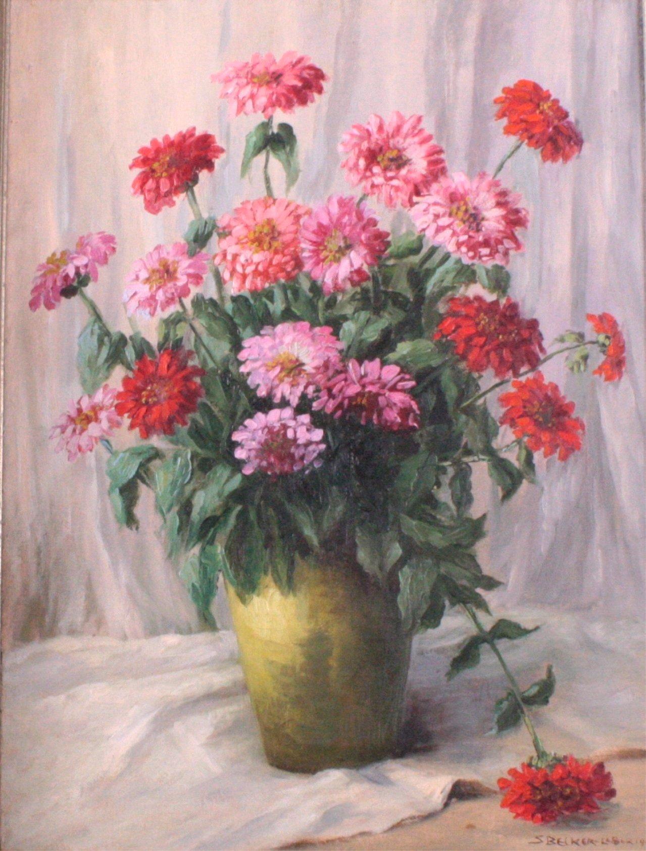 Sophia Becker-Leber, (1869-1952)-1