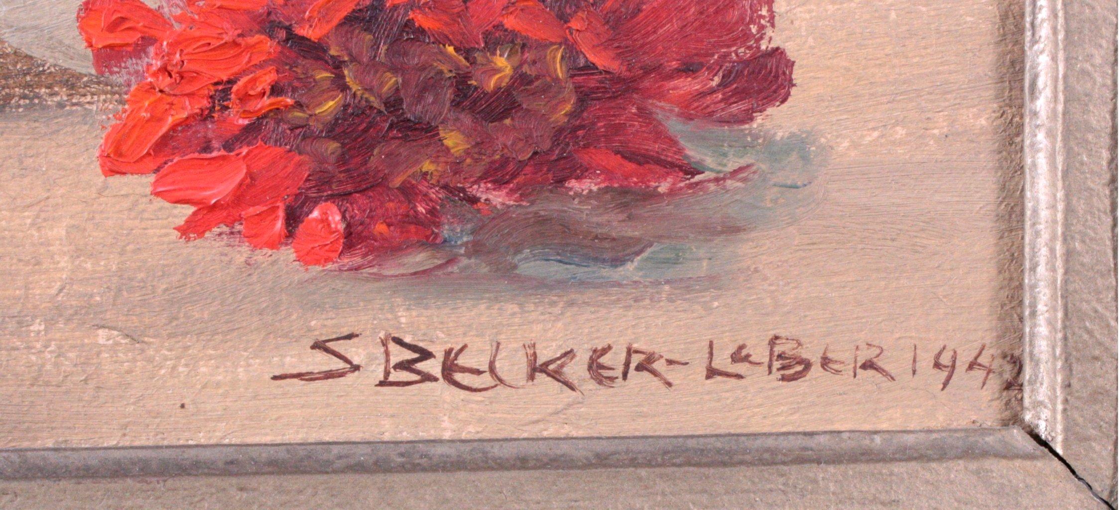 Sophia Becker-Leber, (1869-1952)-2