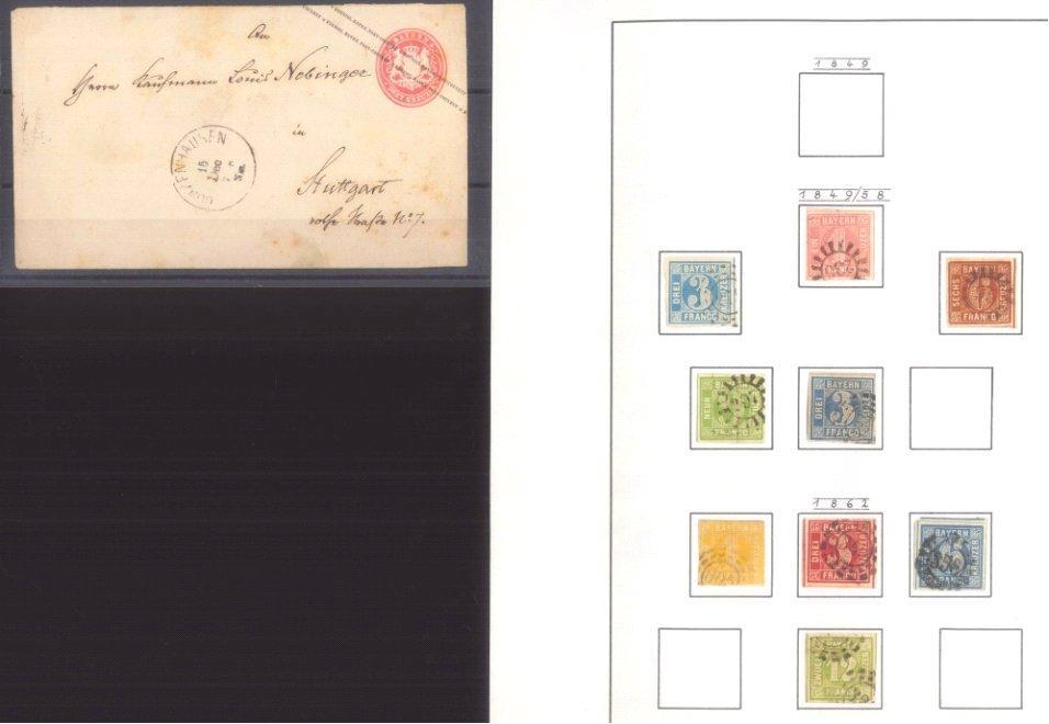 BAYERN 1849-1920