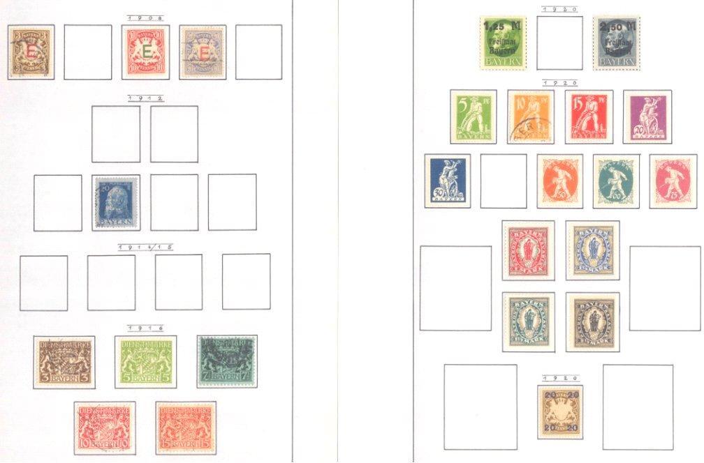 BAYERN 1849-1920-6