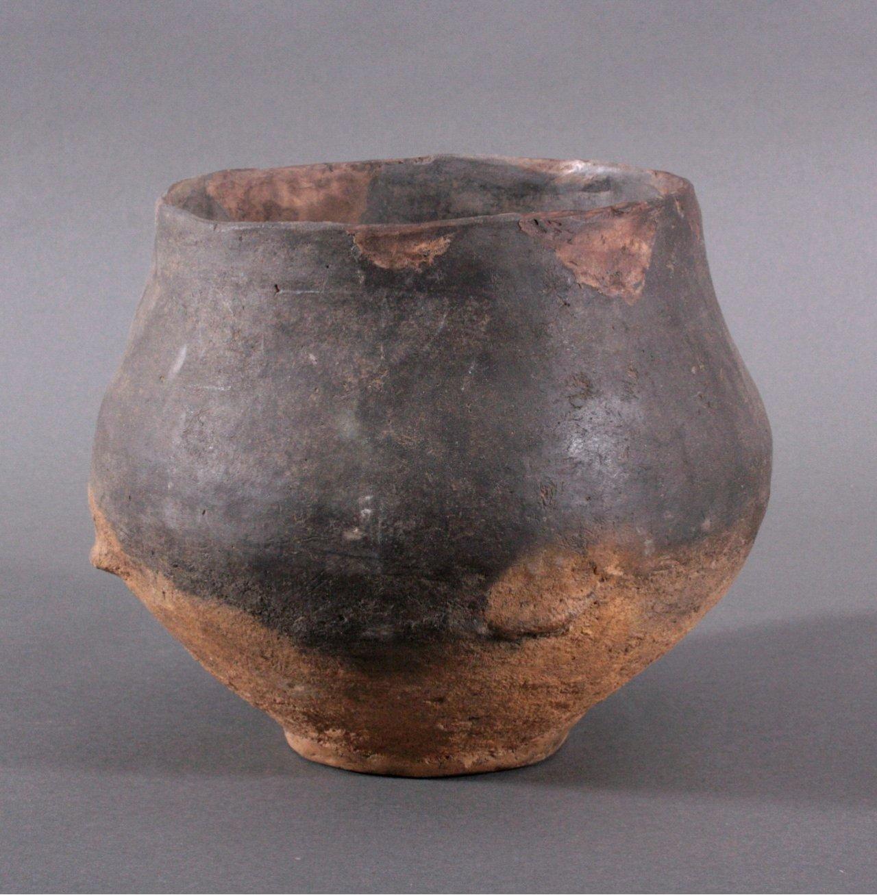 Gefäß der Lausitzer Kultur (900-500 v. Chr.)